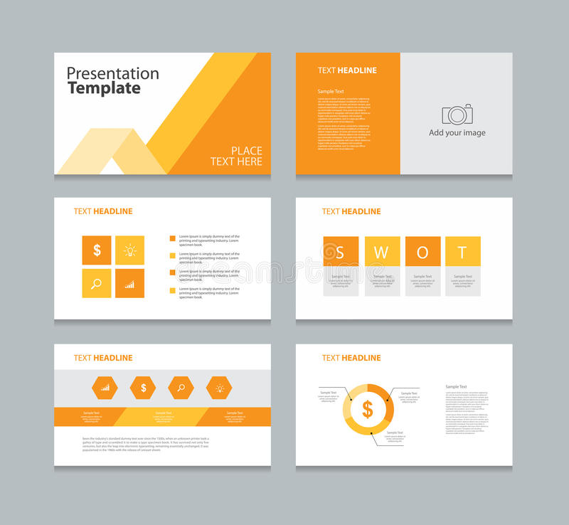 Corporate business presentation ppt template