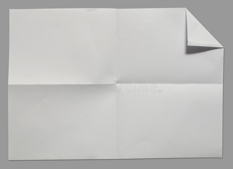 Page of White paper stock photos