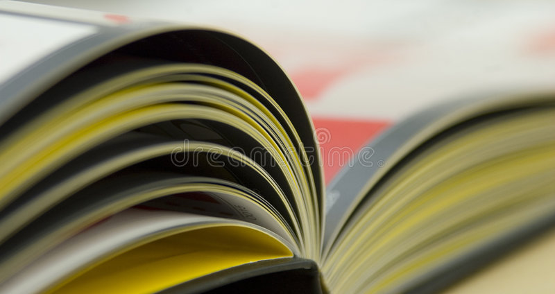 Pages royalty free stock images