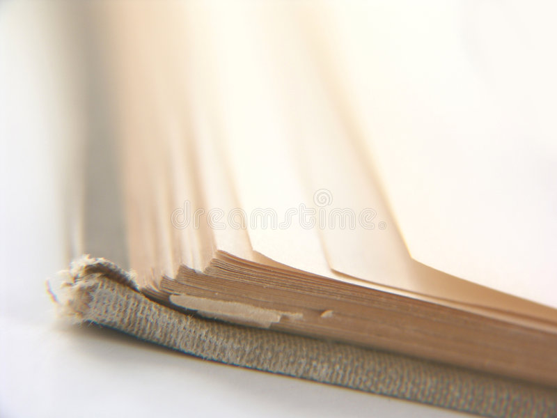 Download Pages of book stock image. Image of corner, knowledgeable - 4348221