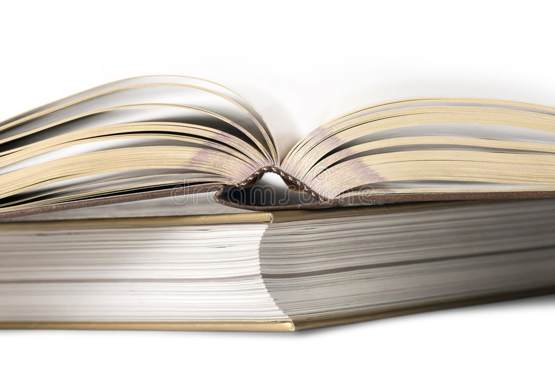 Pages of a book royalty free stock photography