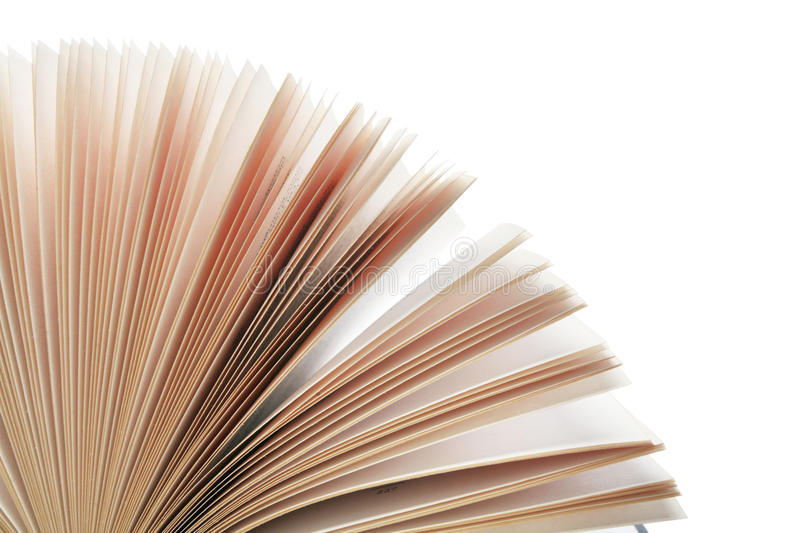 Pages Close Up - Stock Image royalty free stock images