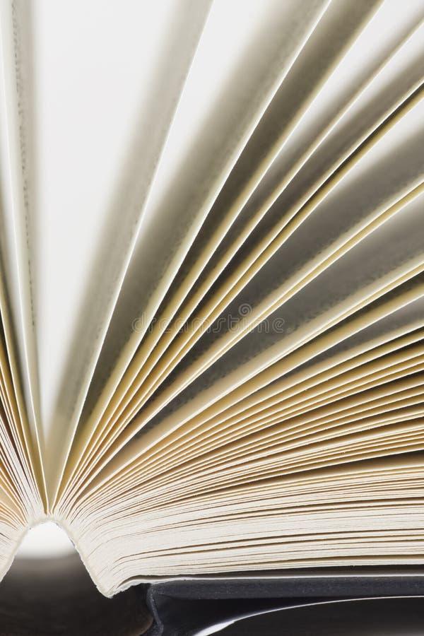 Pages de livre photo stock