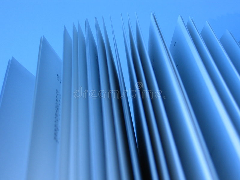 Download Pages of an Open Book stock photo. Image of information - 13748