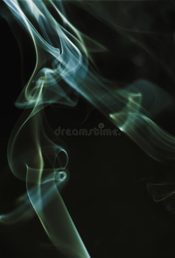 Pagina dal fumo immagini stock libere da diritti