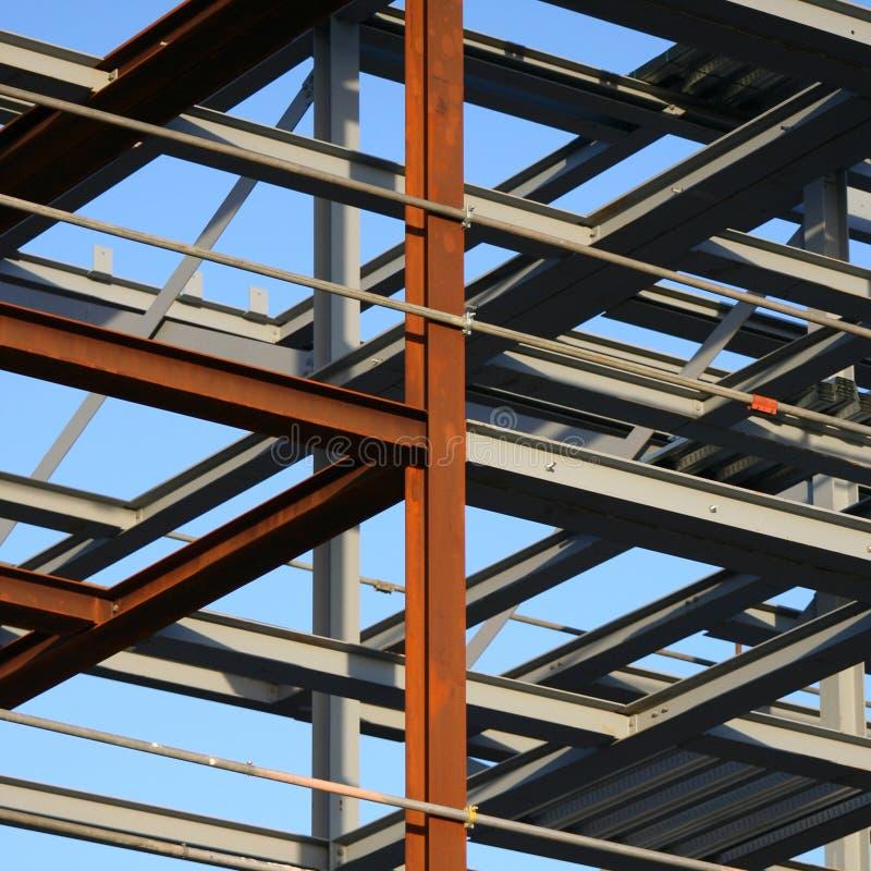 Pagina di nuova costruzione fotografia stock