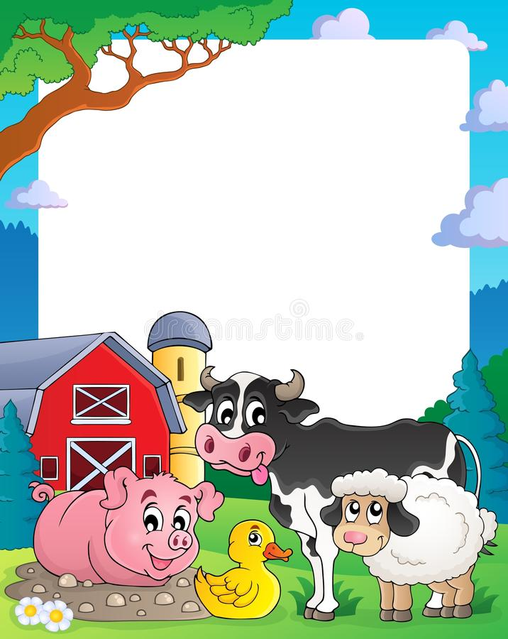 Pagina 2 di tema dell'azienda agricola royalty illustrazione gratis
