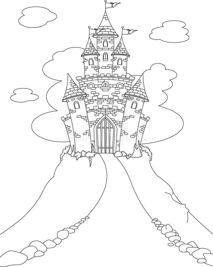 disegno di principessa illustrazione