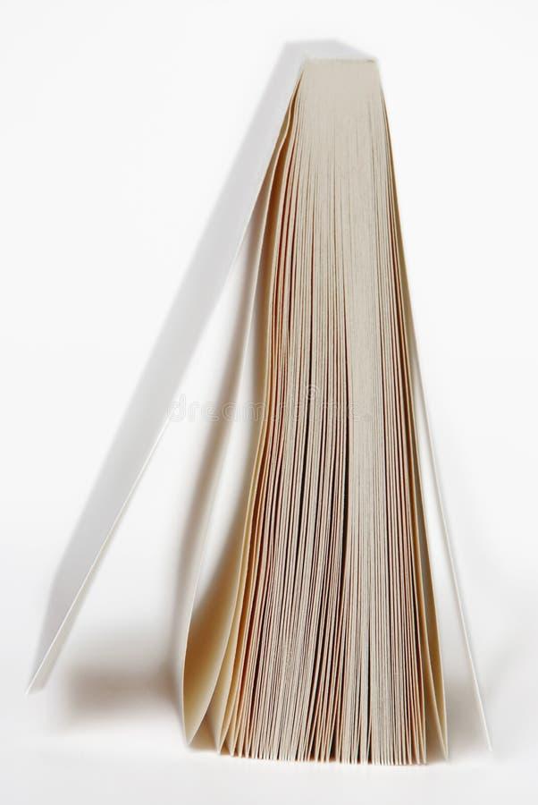 Pagina o carrinho de livro fotografia de stock royalty free