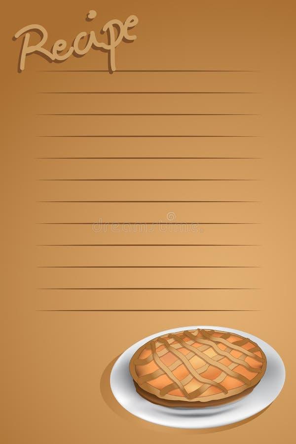 Paginación de la receta libre illustration