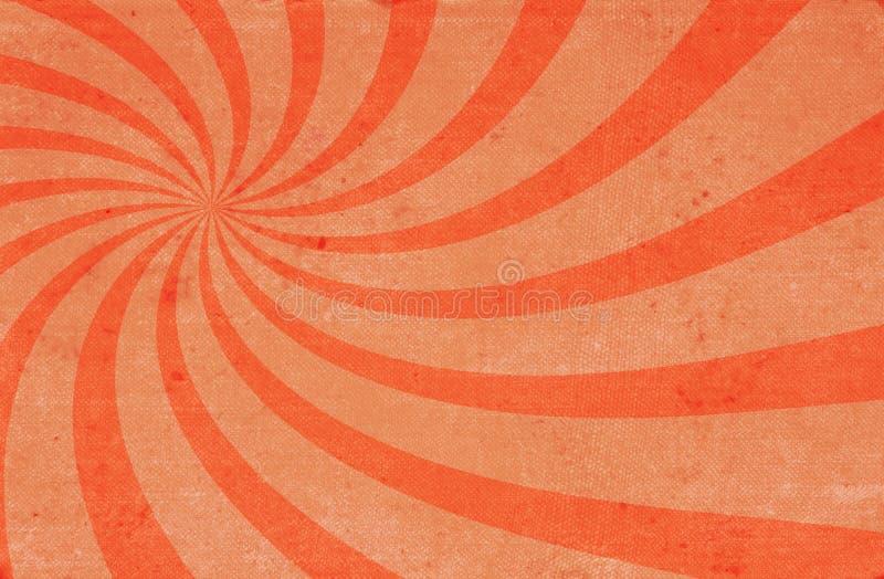 Paginación de papel ÁSPERA vieja con motivo del giro imagen de archivo libre de regalías