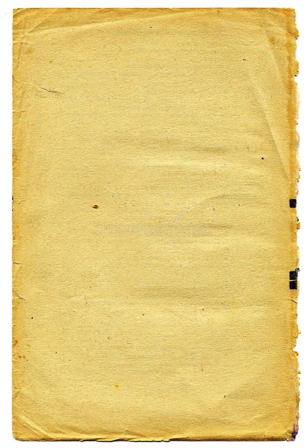 Download Paginación del libro viejo imagen de archivo. Imagen de quemado - 7151317