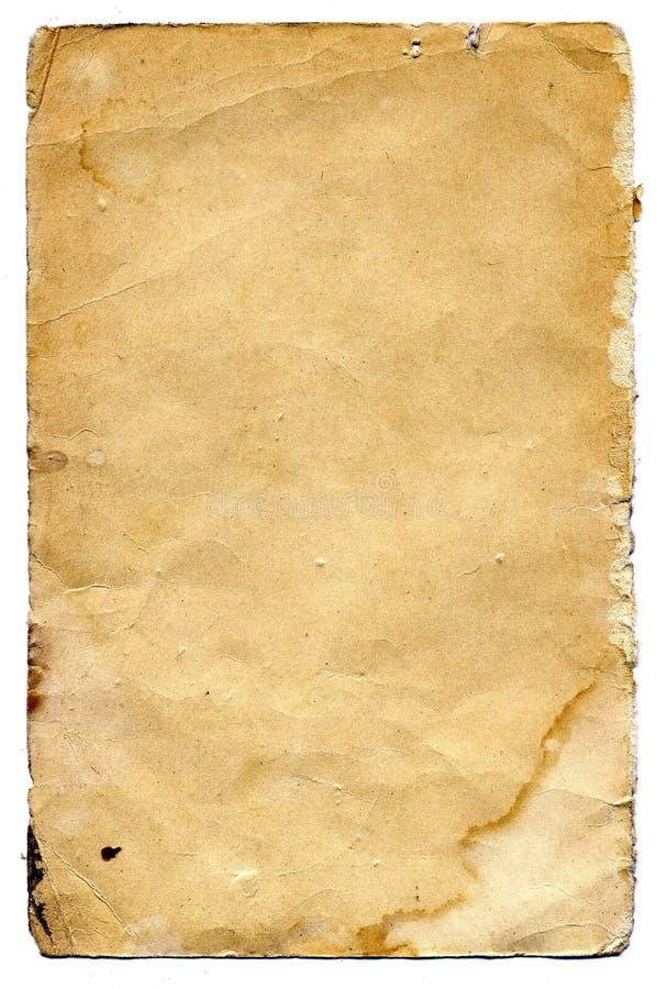 Download Paginación del libro viejo imagen de archivo. Imagen de extracto - 7151619