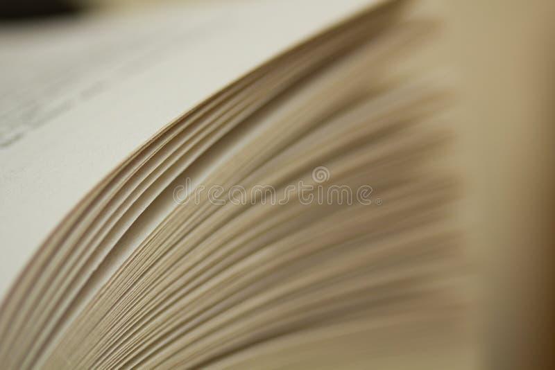 Pagine astratte del libro immagini stock libere da diritti