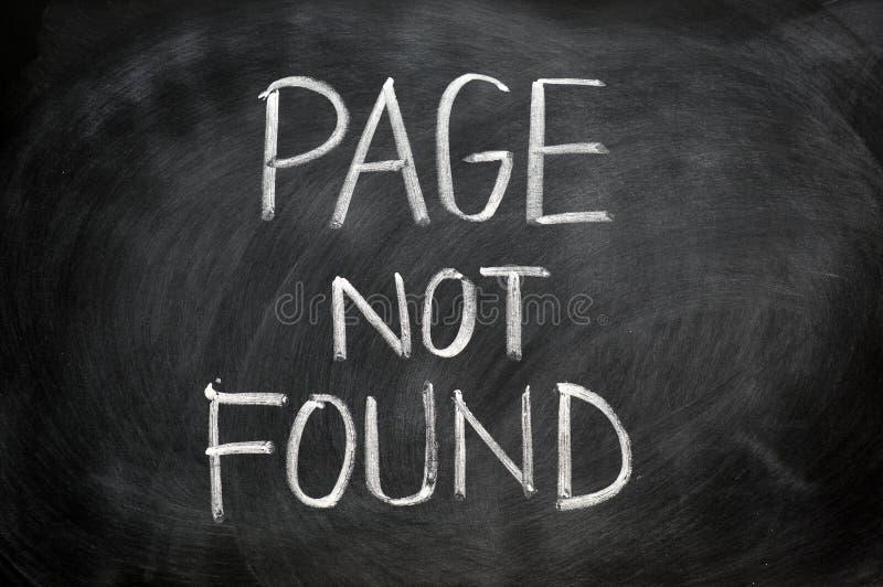 Pagine no encontrado imagenes de archivo