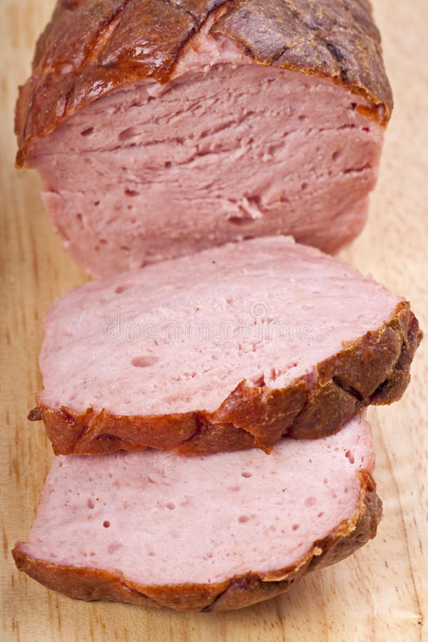 Pagnotta di carne immagini stock libere da diritti