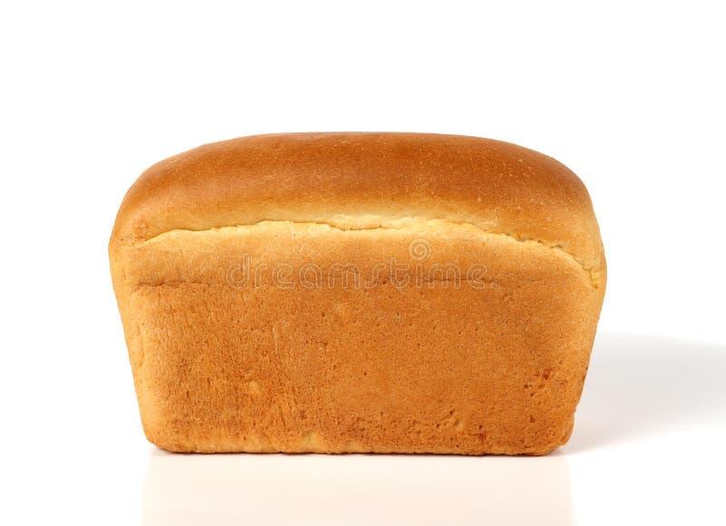 Pagnotta di pane bianco fotografia stock