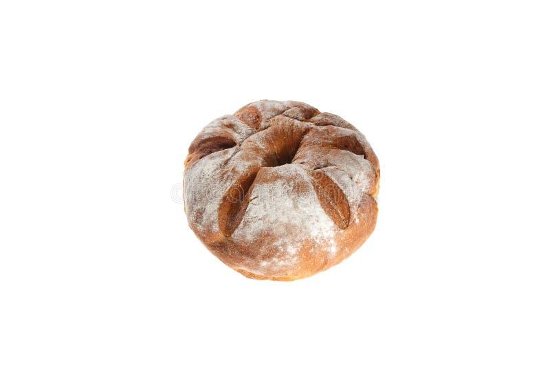 Pagnotta di pane nero fotografie stock libere da diritti