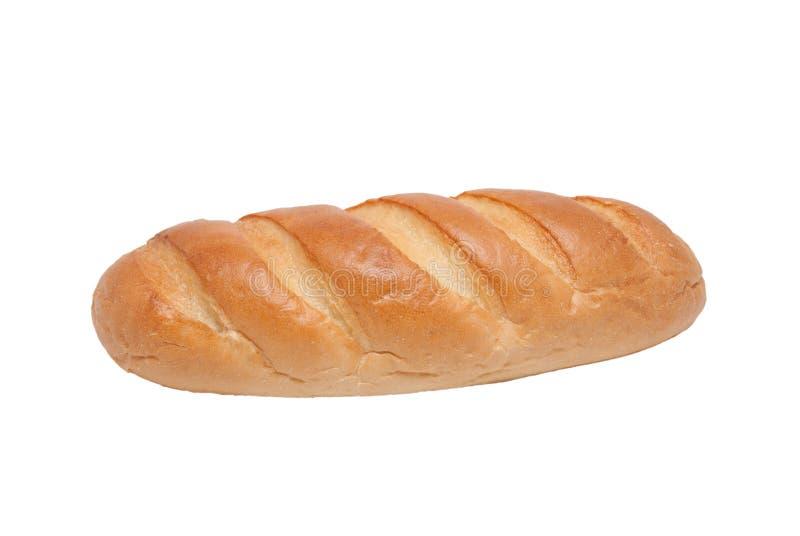 Pagnotta lunga del pane bianco immagini stock