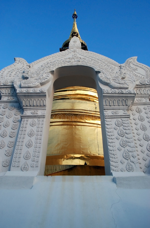 Pagoda 1 foto de stock