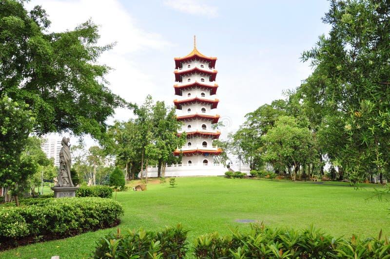 Pagoda foto de archivo