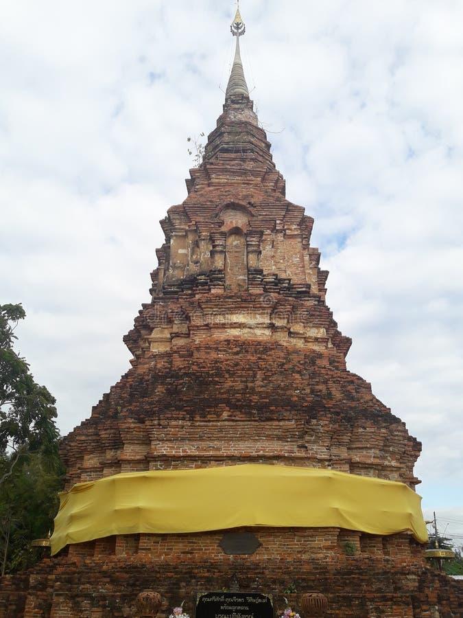 Pagoda antigo imagem de stock
