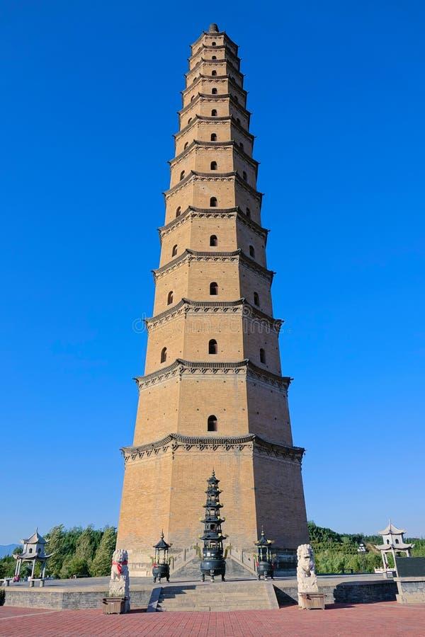 Pagoda antique photos libres de droits