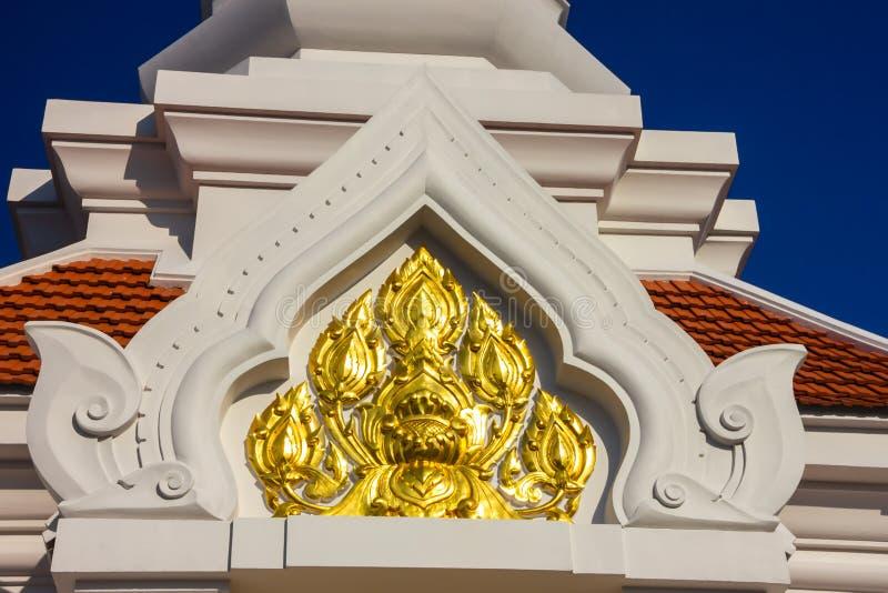 Pagoda branco fotografia de stock royalty free