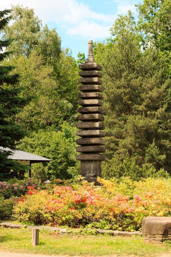 Pagoda buddista immagine stock libera da diritti