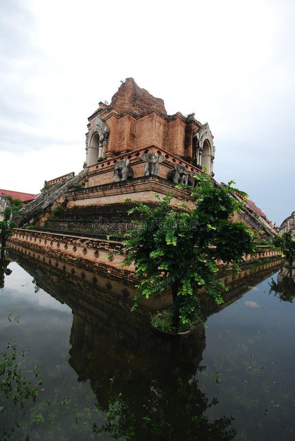 Pagoda In Chiangmai Stock Images