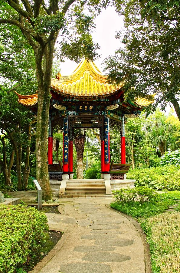 Pagoda chinoise photographie stock libre de droits