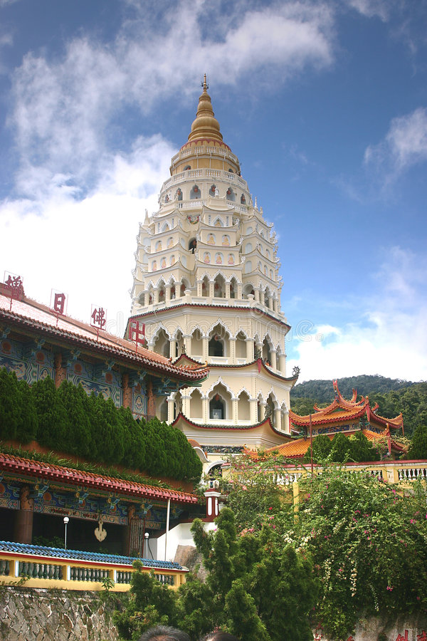 Pagoda chinoise photo libre de droits