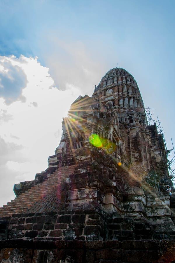 Pagoda de Anccient foto de archivo libre de regalías