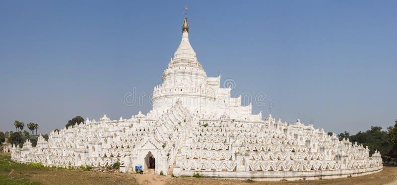 Pagoda de Hsinbyume foto de archivo