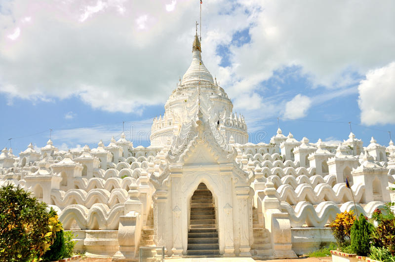 Pagoda de Hsinphyumae photographie stock