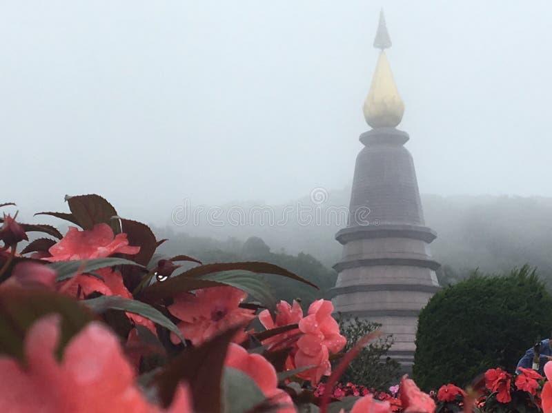 Pagoda de la reina fotografía de archivo