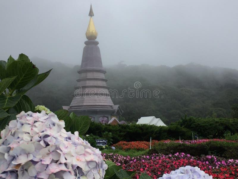 Pagoda de la reina foto de archivo libre de regalías