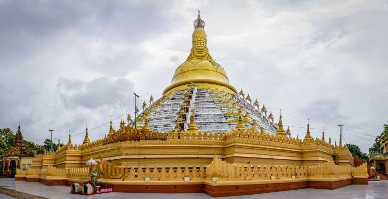 Pagoda de Maharzedi, Bago, Myanmar photographie stock