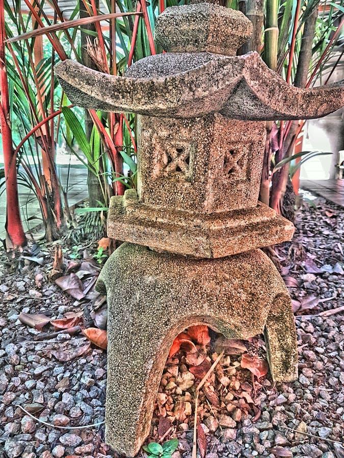 Pagoda de piedra fotos de archivo