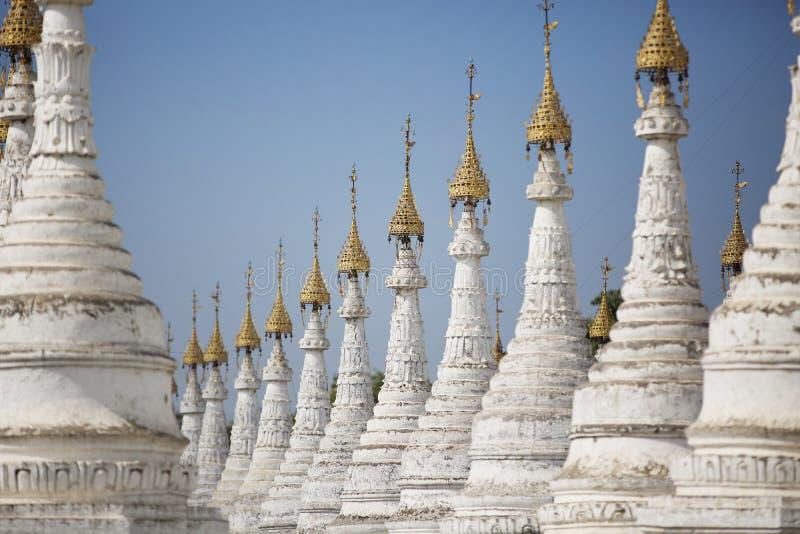 Pagoda de Sanda Muni images libres de droits