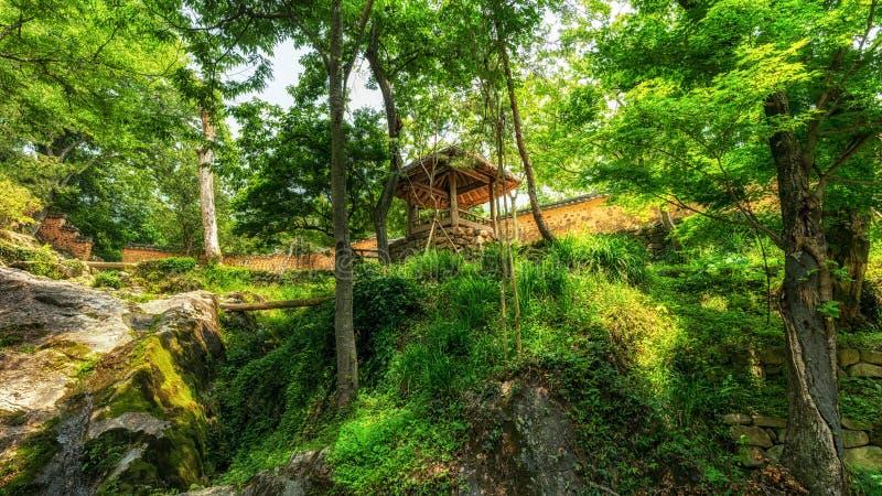 Pagoda de Sosewon images stock