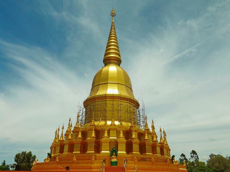 Pagoda de Sri Sarakham photographie stock