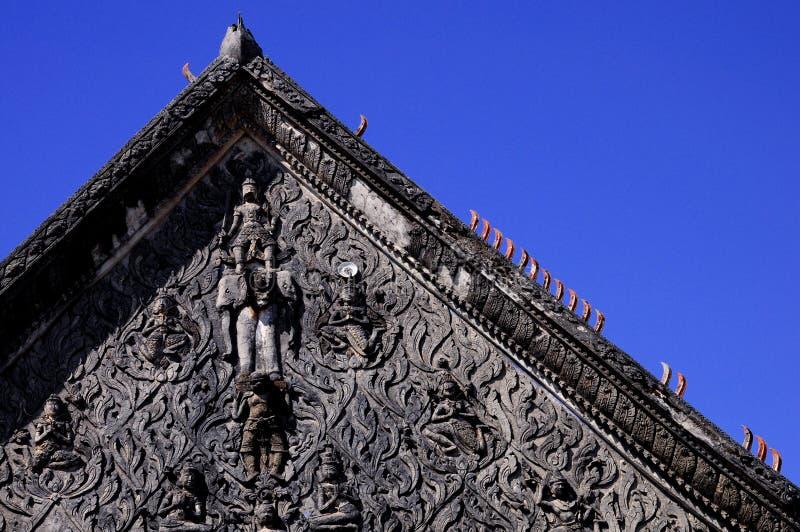 Pagoda de WatChaThingPhra imagens de stock