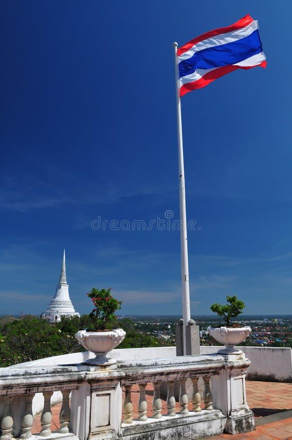 Pagoda del palacio de Phra Nakorn Kiri imagen de archivo libre de regalías