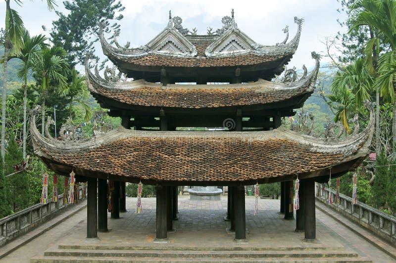 Pagoda del profumo fotografia stock libera da diritti