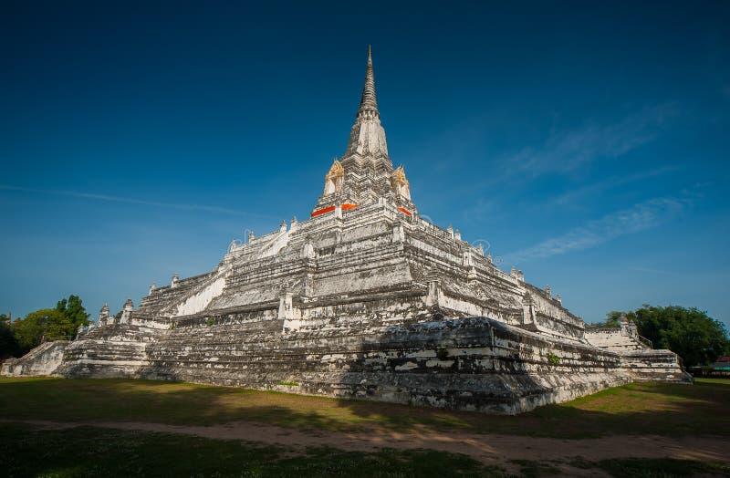 Pagoda della cinghia di Phukhao immagine stock