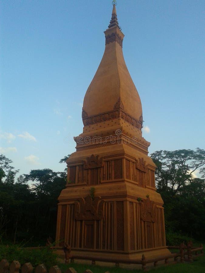 Pagoda di buddismo fotografie stock