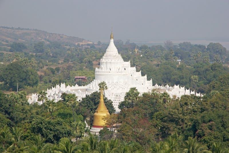 Download Pagoda Di Hsinbyume O Pagoda Myanmar Di Myatheindan Immagine Stock - Immagine di tradizionale, buddista: 56888185