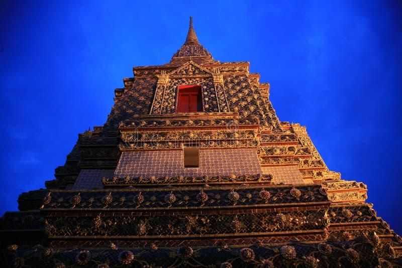Pagoda em Banguecoque fotos de stock royalty free