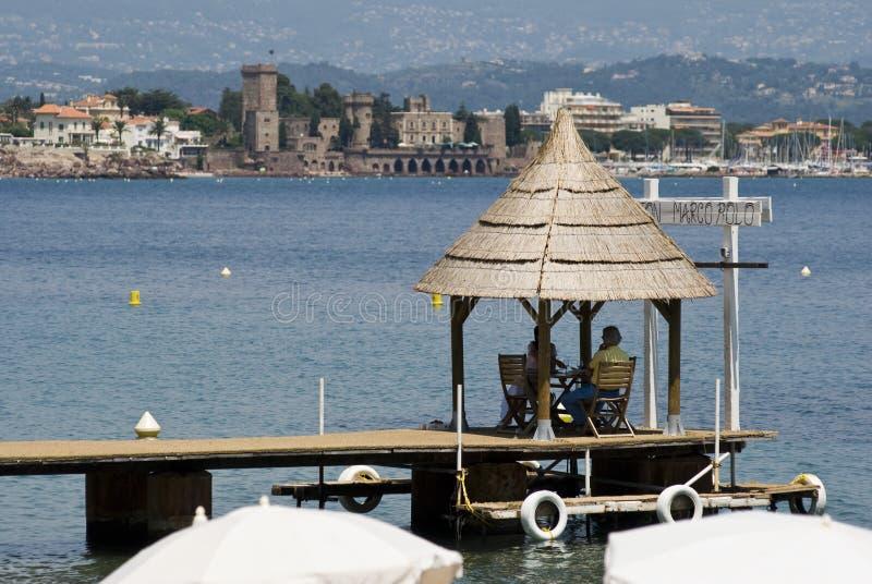 pagoda francuskiej. fotografia stock